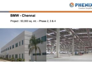 BMW Garage & Offices